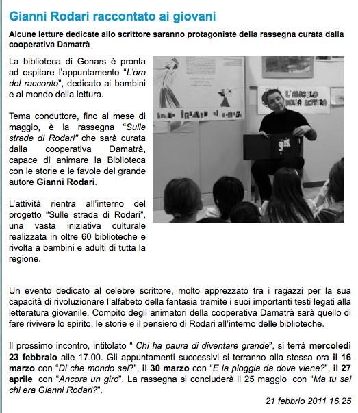 12. 21-03-11 www.ilfriuli.it