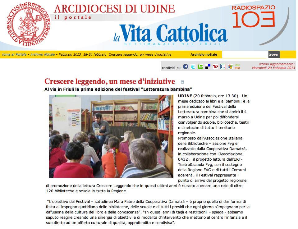 16. 20-02-13 La Vita Cattolica A