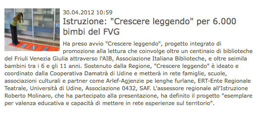 4. 30-04-12 www.regione.fvg.it
