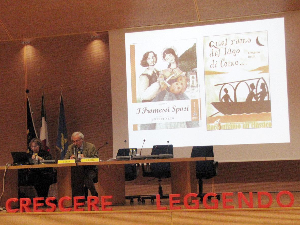 A proposito di classici intervengono Silvia Blezza Picherle e Ermanno Detti.