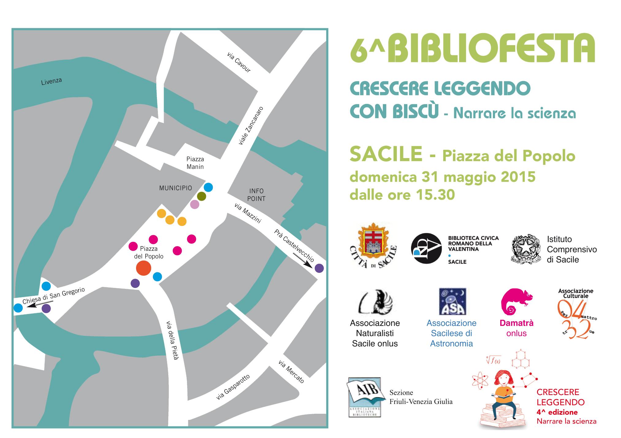 mappa bibliofesta