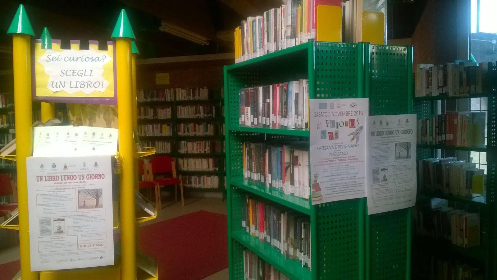 Latisana biblioteca
